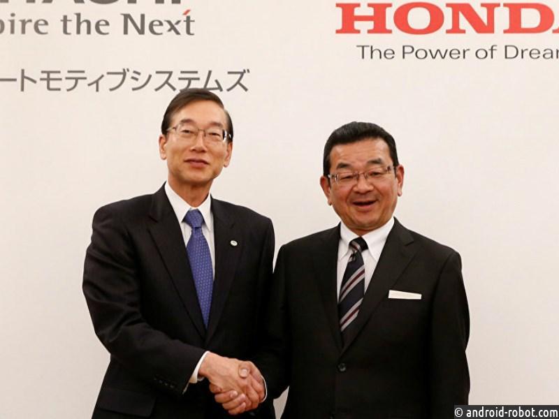Компании Hitachi и Honda планируют создать предприятие посборки электромоторов