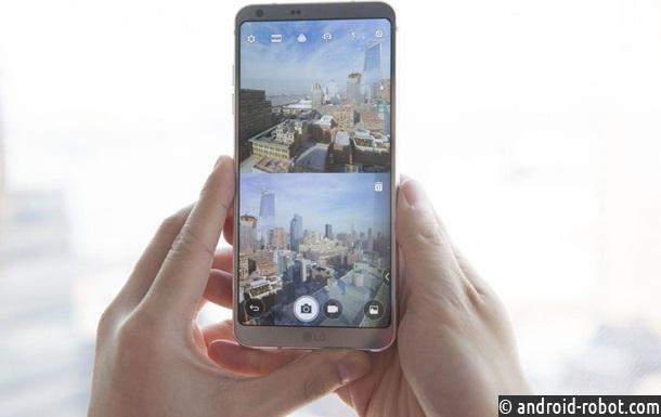 LGпредставила флагманский смартфон G6