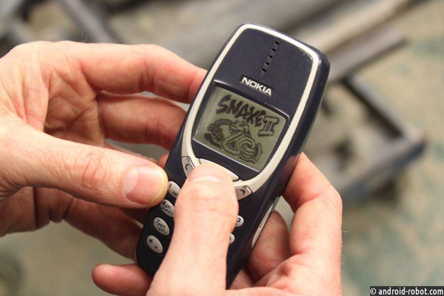 Nokia возобновит выпуск модели 3310