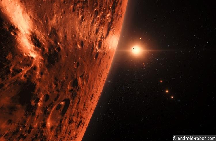 NASA обнаружило три приемлемые для жизни планеты