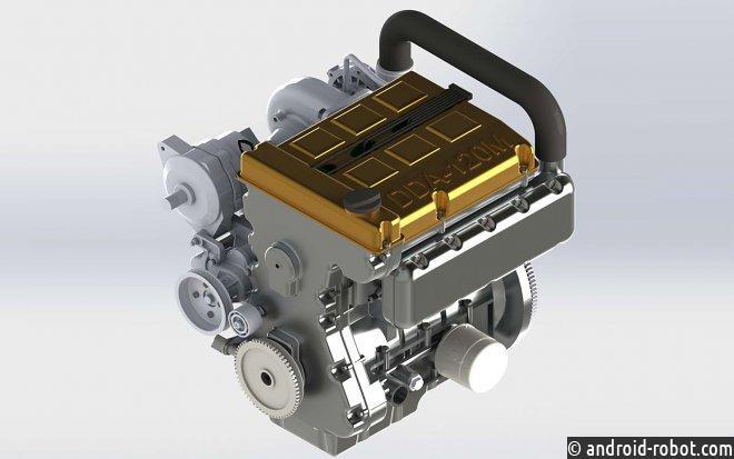 Разработан двигатель для сверхлегких самолетов