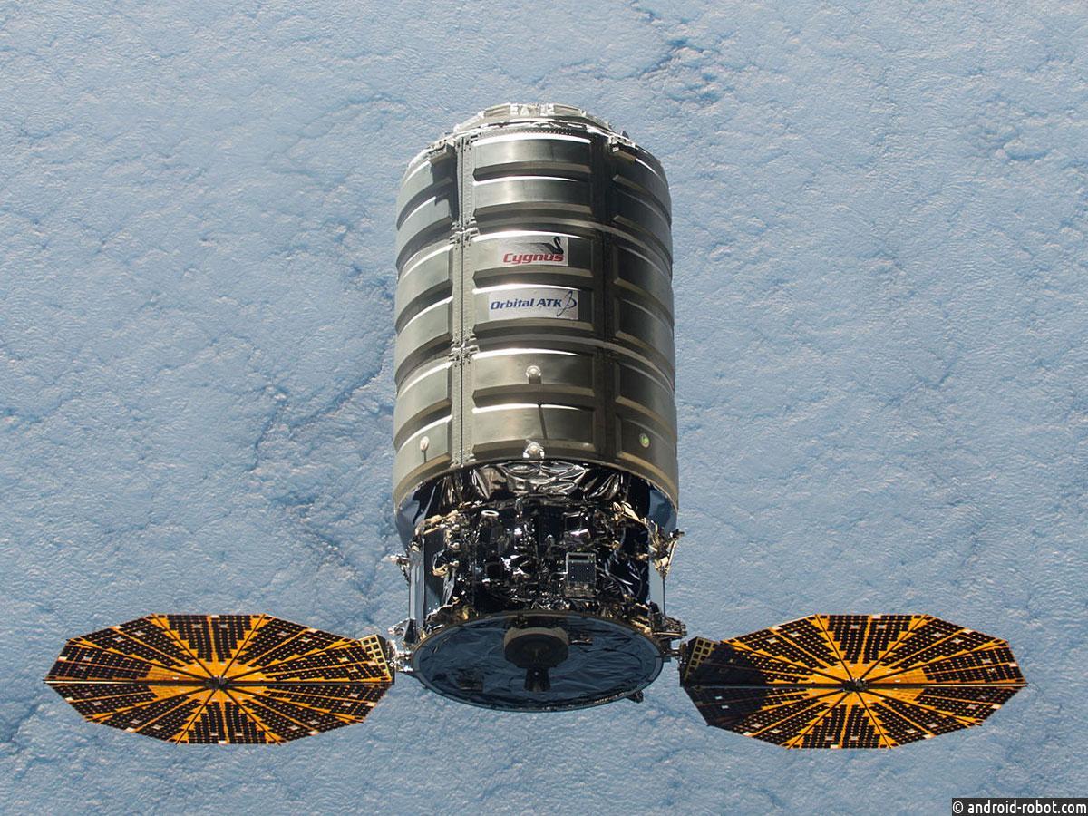 Старт корабля Cygnus сгрузом для МКС назначен на24марта