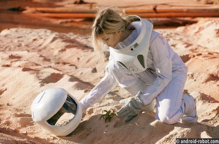 Моча несомненно поможет астронавтам растить еду наМарсе