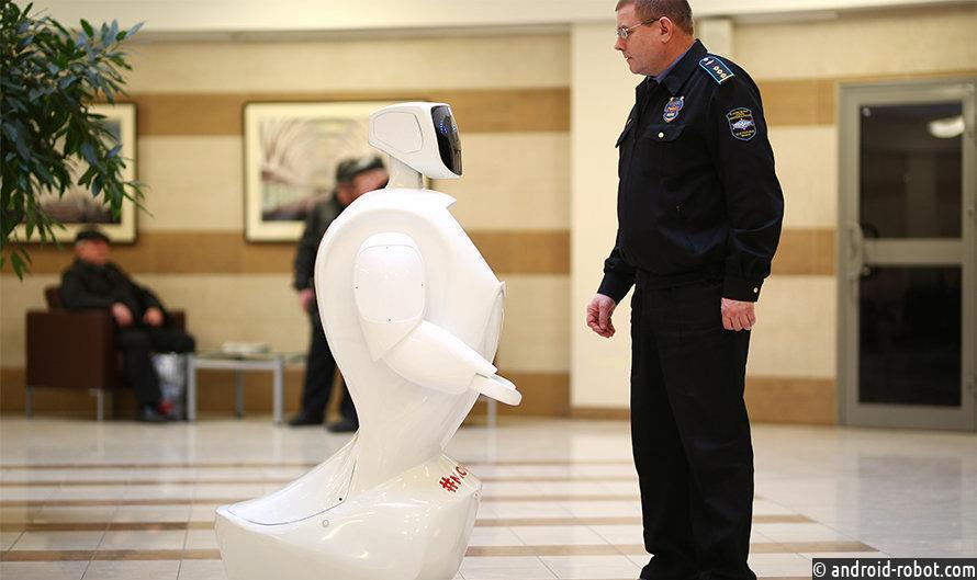 робот Promobot