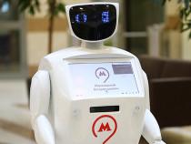 Принц Саудовской Аравии познакомился с российским роботом