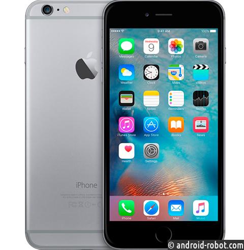 Apple iPhone 6 c32 Гбоперативной памяти запустили в реализацию