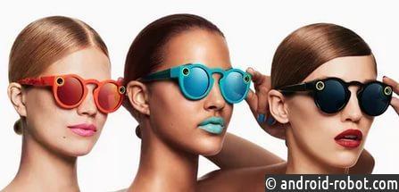 очки Snapchat Spectacles