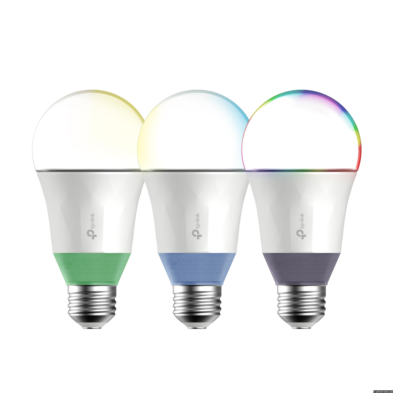 TP-Link представляет в России умные LED Wi-Fi лампы