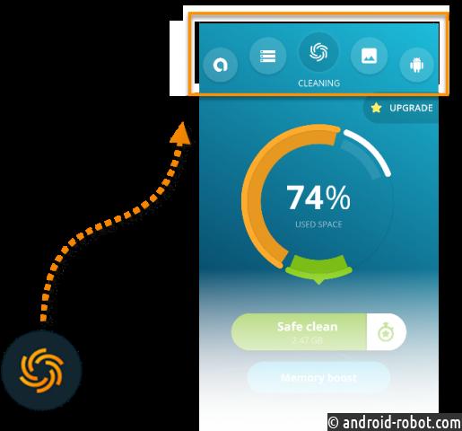 Специалисты изAvast назвали самые «прожорливые» приложения наОС андроид
