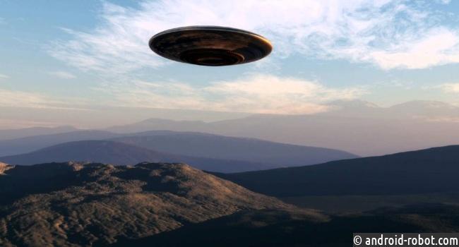 Ученые NASA показали таинственные вспышки НЛО над Землей