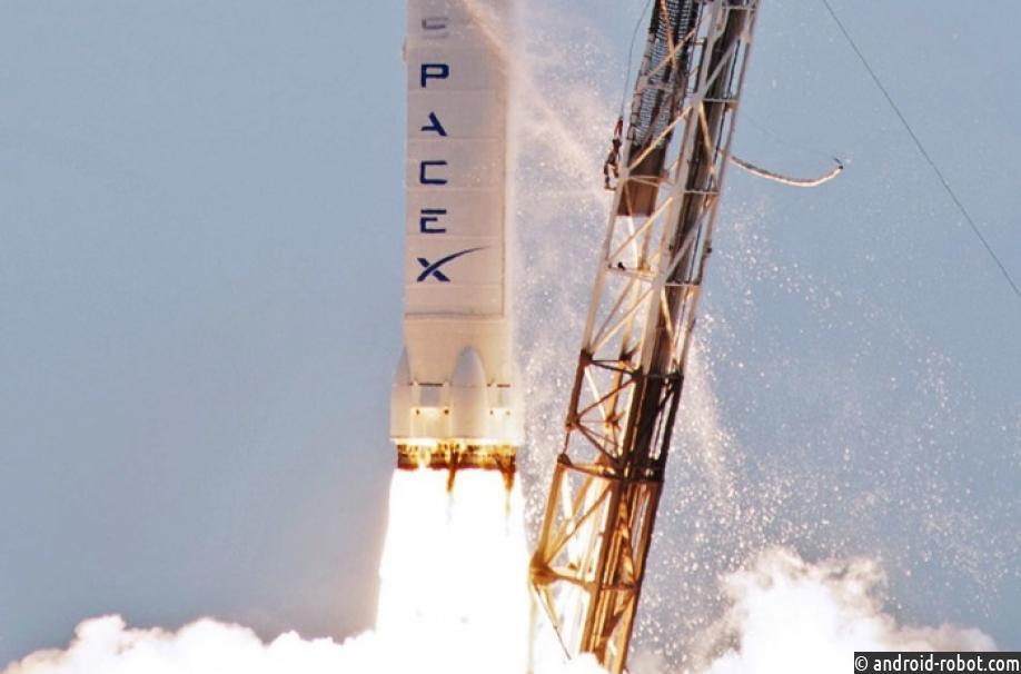 Уфологи показали навидео секретный корабль NASA «Красный дракон» рядом сМКС