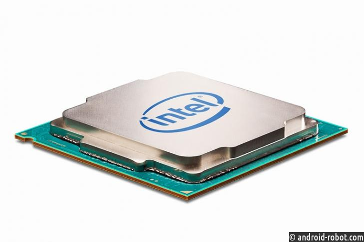 Процессоры Intel Ice Lake
