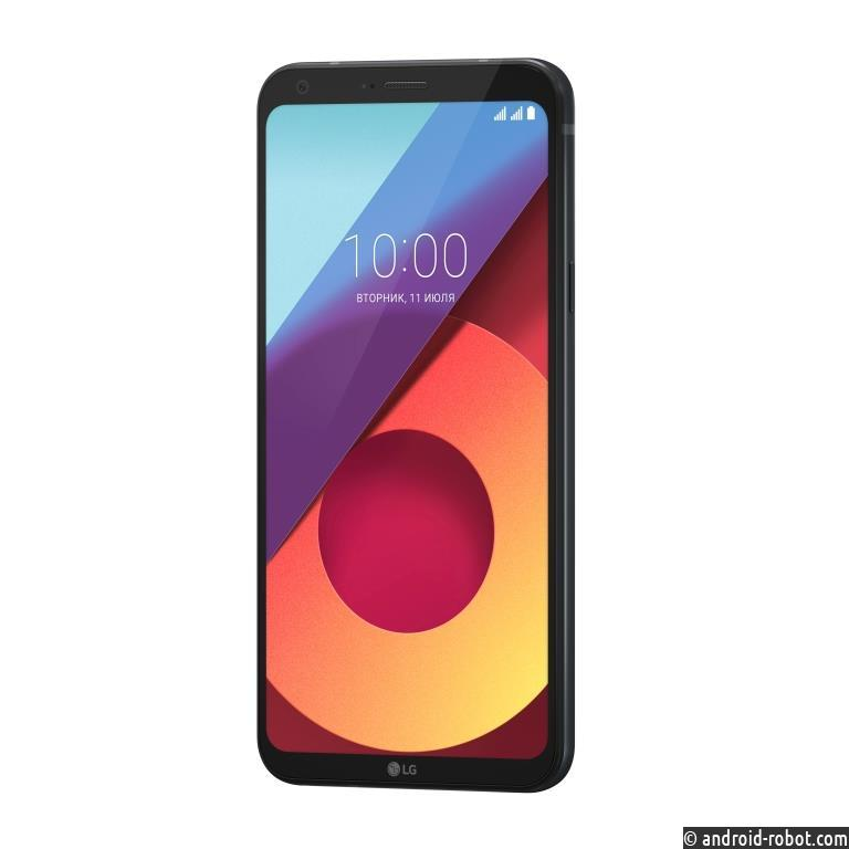 LG объявляет о начале продаж первой модели из линейки LG Q6  ̶  смартфона LG Q6α