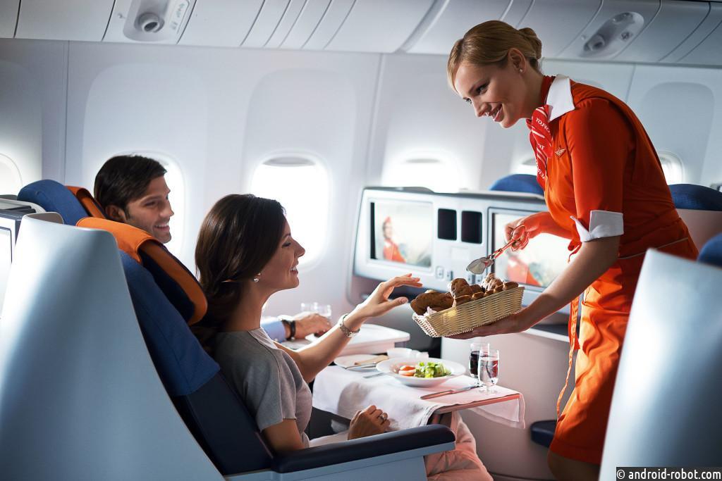 В России впервые состоялся кулинарный поединок по разработке меню для авиапассажиров