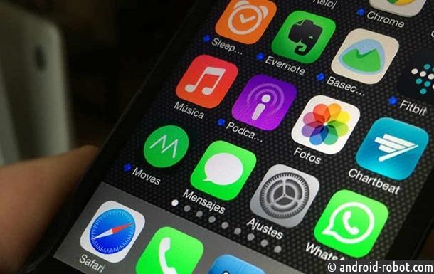 У новой ОС iOS 11 обнаружили проблемы сдизайном