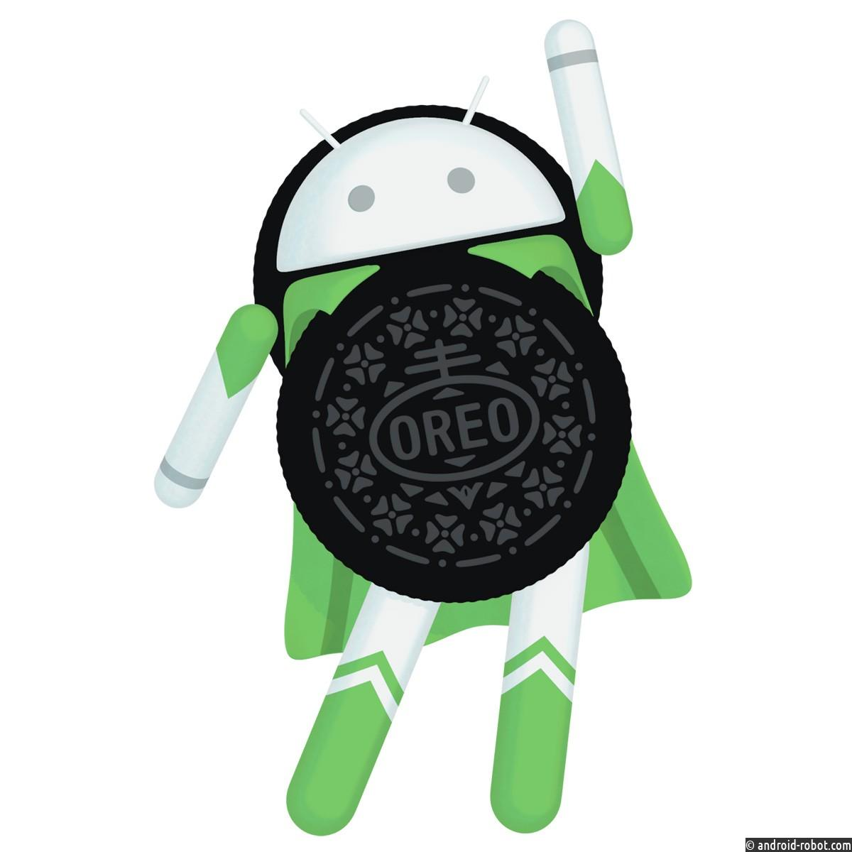 Google официально представила андроид 8.0 Oreo