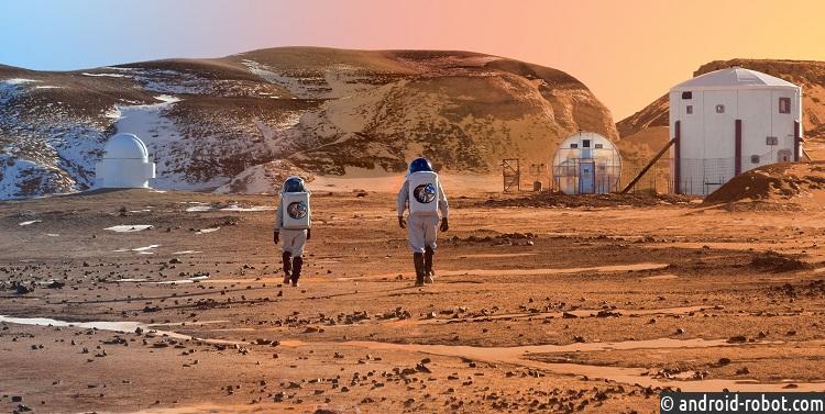 ВNASA поведали, когда планируют отправить человека наМарс