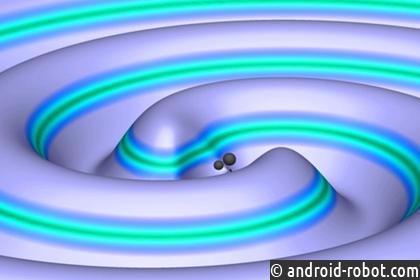 Учёные зафиксировали гравитационную волну отслияния 2-х чёрных дыр