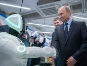 Российский производитель роботов получил рекордное количество запросов после прямой линии с президентом