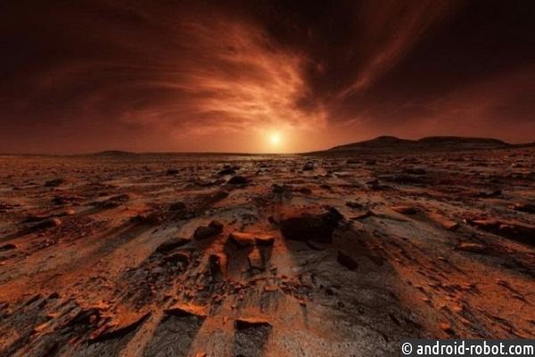 Петербуржцы смогут увидеть редкое сближение Марса сВенерой через пару часов