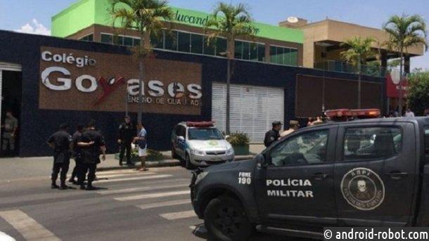 Подросток убил двух детей вбразильской школе иранил семерых