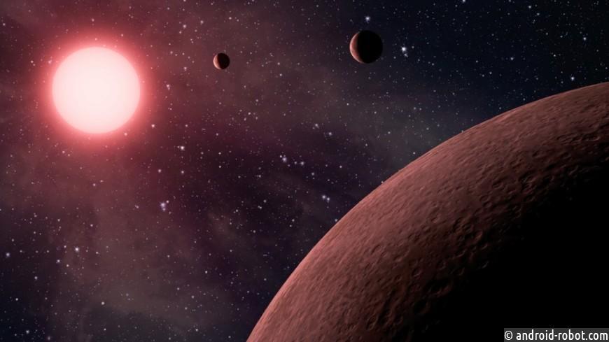 ВGoogle Maps появилась карта планет Солнечной системы иихспутников