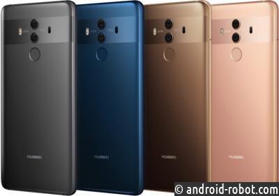 Новый смартфон Huawei оборудовали нейронным процессором