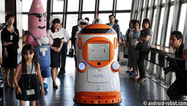 Количество роботов превысит численность населения Земли к 2035г.