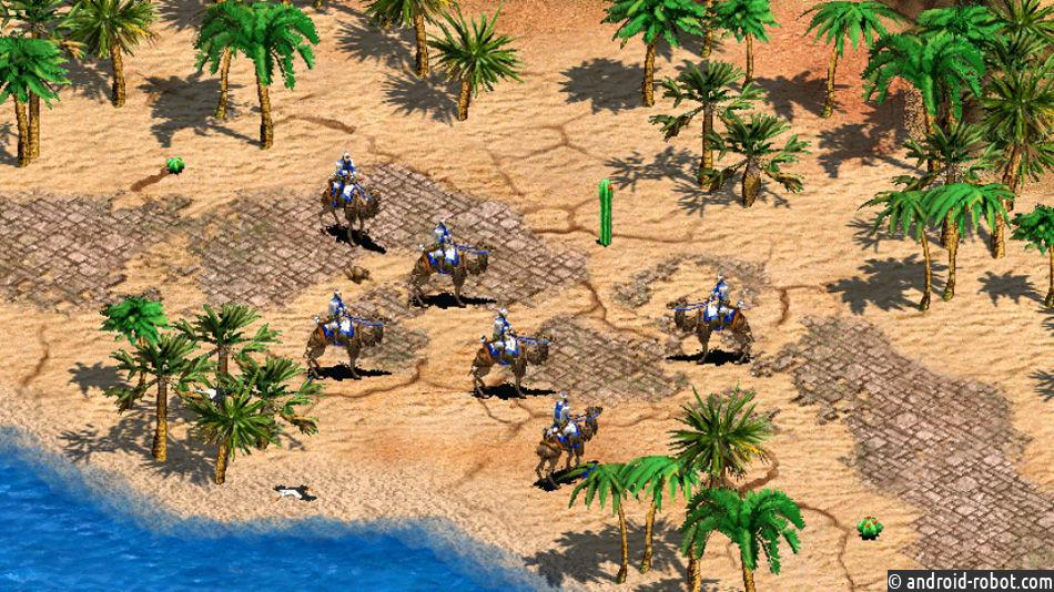 Игра Age of Empires: Definitive Edition выйдет в 2018-ом году