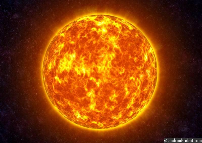 Ученые: Дыра вСолнце превышает размер Земли в1500 раз