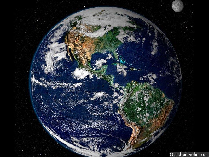 Ученые: Земля каждый год худеет на50 тыс тонн