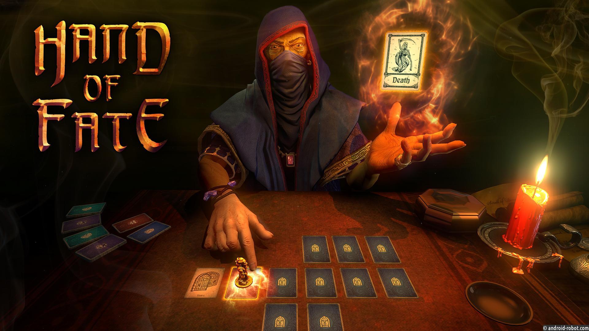 Обзор игры Hand of Fate