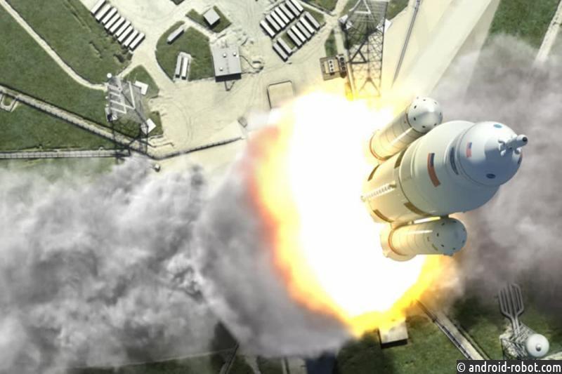 NASA показало ракету для первой миссии наМарс
