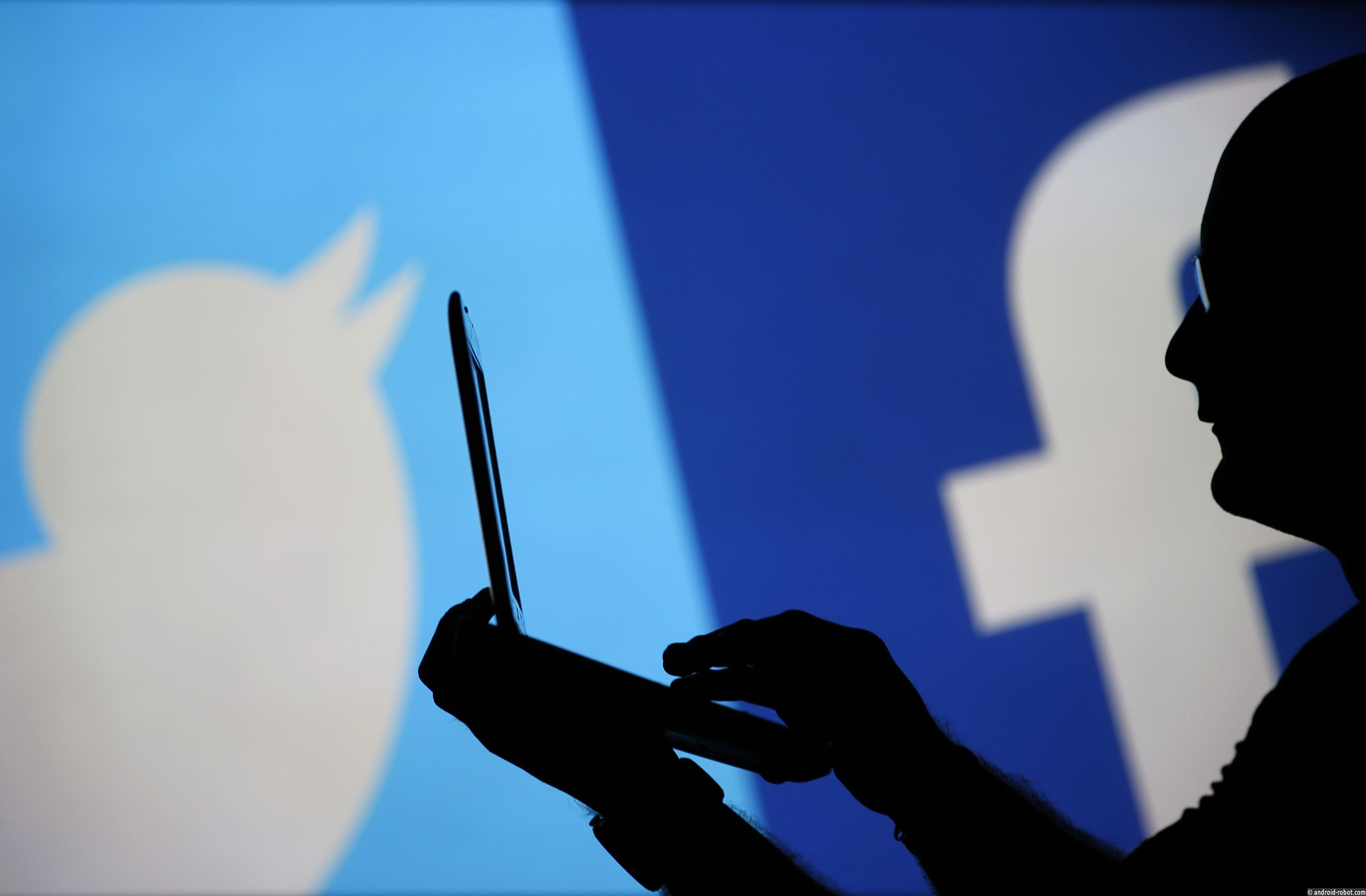 Facebook иTwitter помогут расследовать вмешательство РФ вреферендум поBrexit