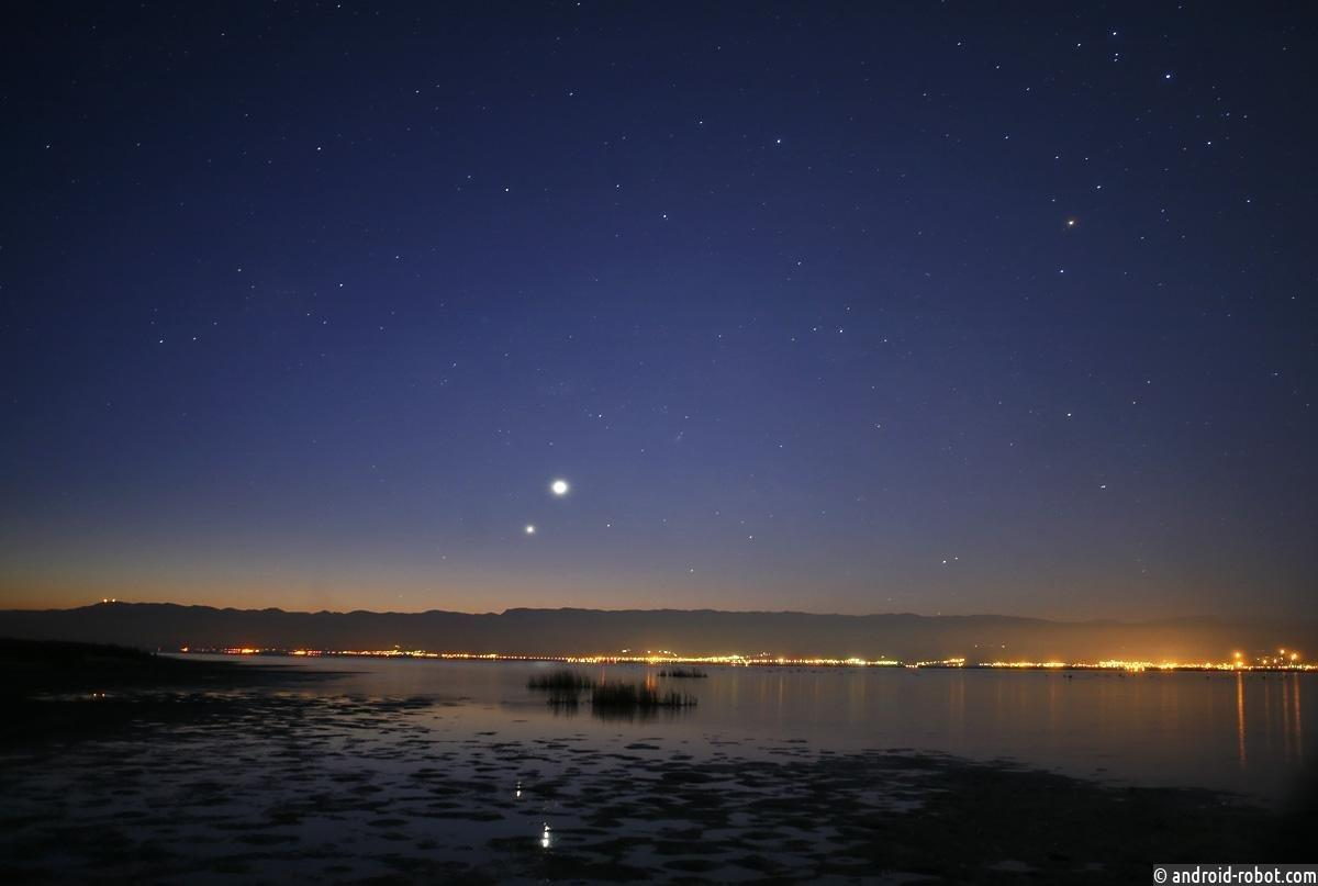 Венера, Юпитер иЛуна устроят космический флэшмоб внебе над Средним Уралом