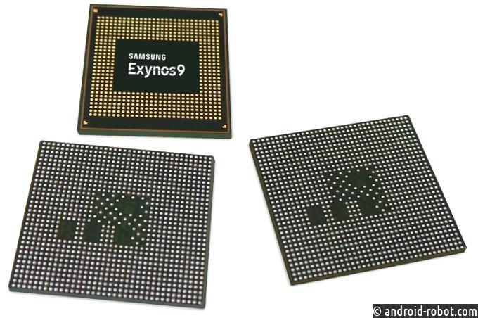 Samsung анонсировала процессор Exynos 9810 для Galaxy S9