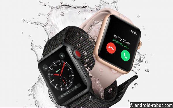 Apple Watch буквально затри месяца вывела компанию влидерство нарынке