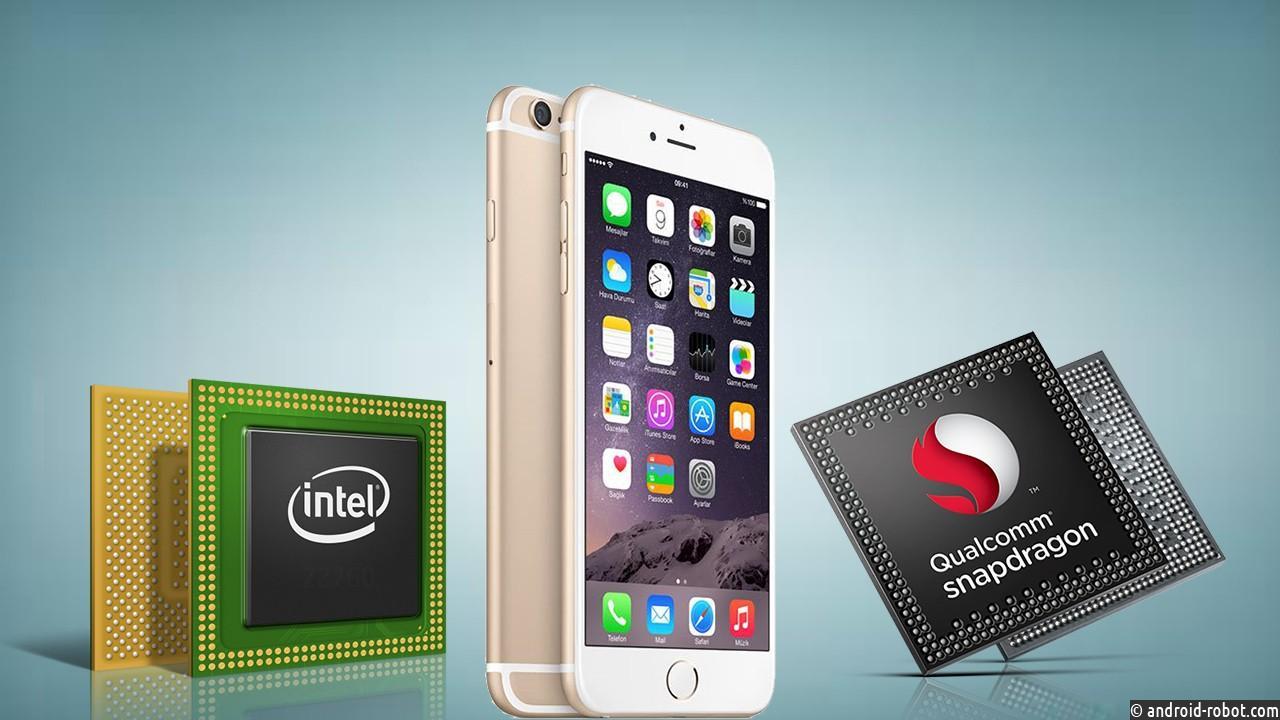 Apple хочет отказаться отчипов Qualcomm