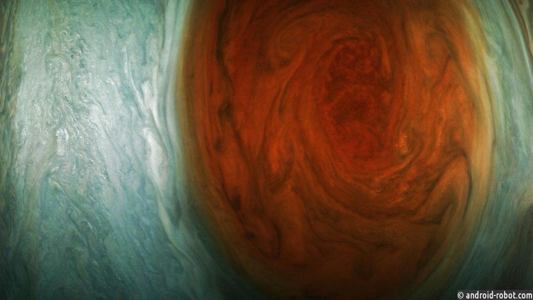 Астрономы узнали, почему покраснело огромное Пятно наЮпитере