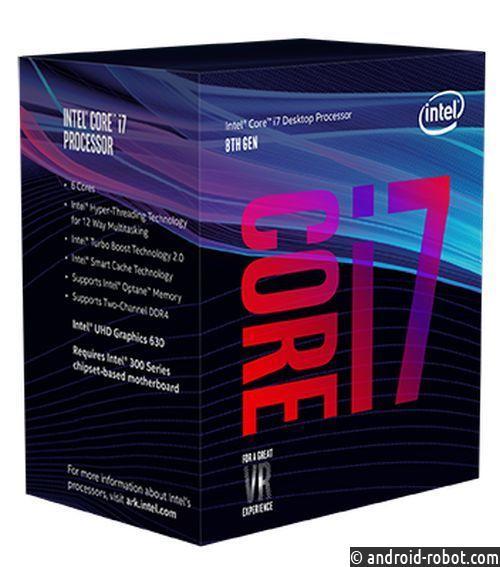 Intel выпустит процессоры сграфикой AMD для ноутбуков