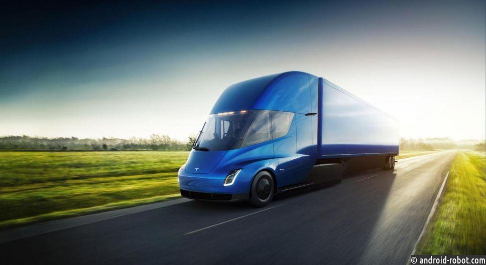 Фургон Tesla будет стоить $150 тыс.