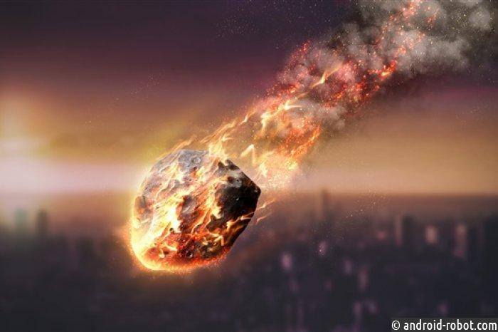 Ученые: метеорит может упасть наКазань