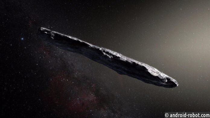 Астрономы обнаружили ниначто не похожий межзвездный астероид