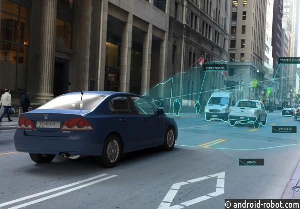 Система LaneCruise обеспечит любой автомобиль функцией беспилотного вождения