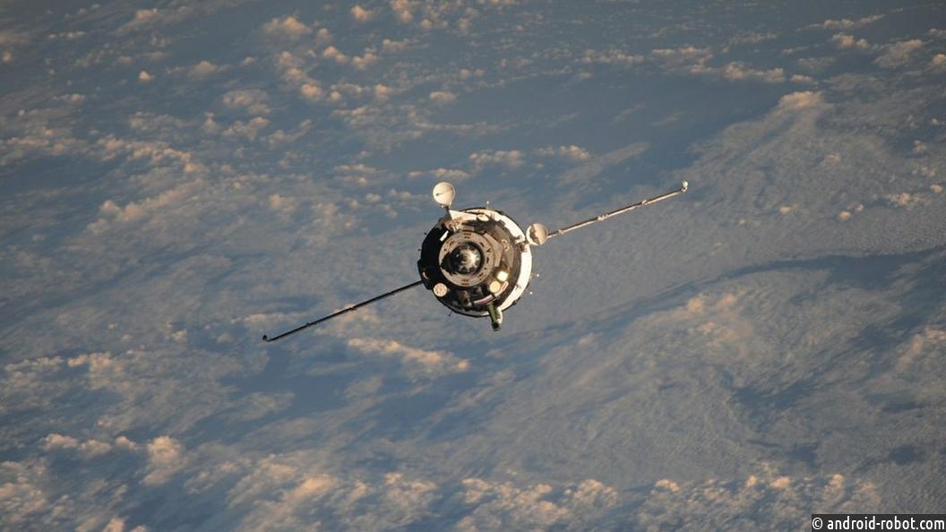 Космонавты возвращаются наЗемлю: Онлайн-трансляция полета корабля «Союз МС-05»