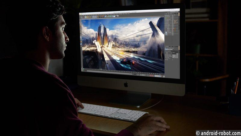 Apple — iMac Pro