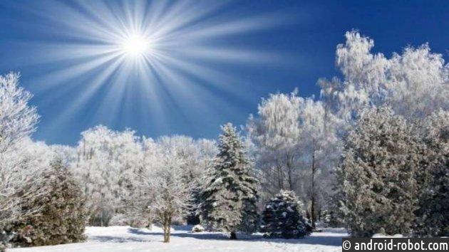 Зимнее солнцестояние наступит вчетверг в22