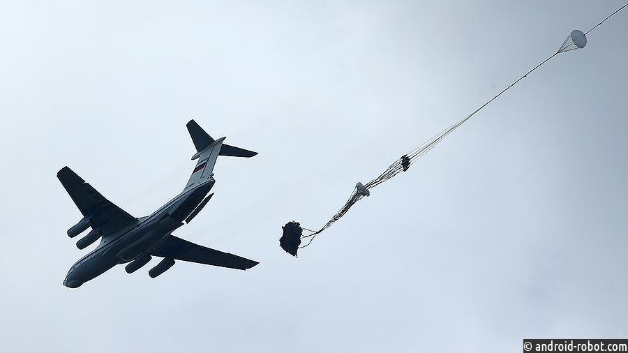 Для русских ВДВ разрабатывают высокоточный парашют