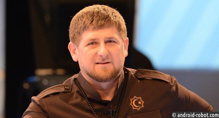 В Facebook поведали, почему удалили аккаунт Кадырова