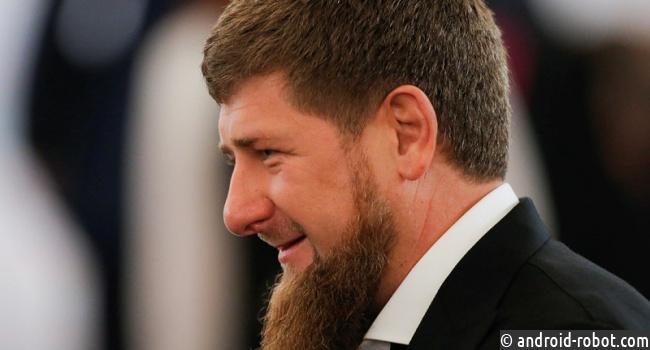 В Facebook пояснили блокировку аккаунтов Кадырова